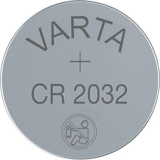 Varta CR 2032 Wegwerpbatterij CR2032 Lithium