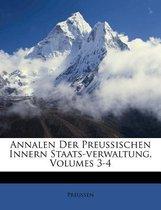 Annalen Der Preussischen Innern Staats-Verwaltung, Sechster Band, Drittes Heft