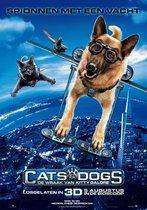 Cats & Dogs 2: De Wraak Van Kitty Galore (3D & 2D Blu-ray)