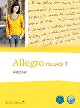 Afbeelding van Allegro nuovo 1 werkboek