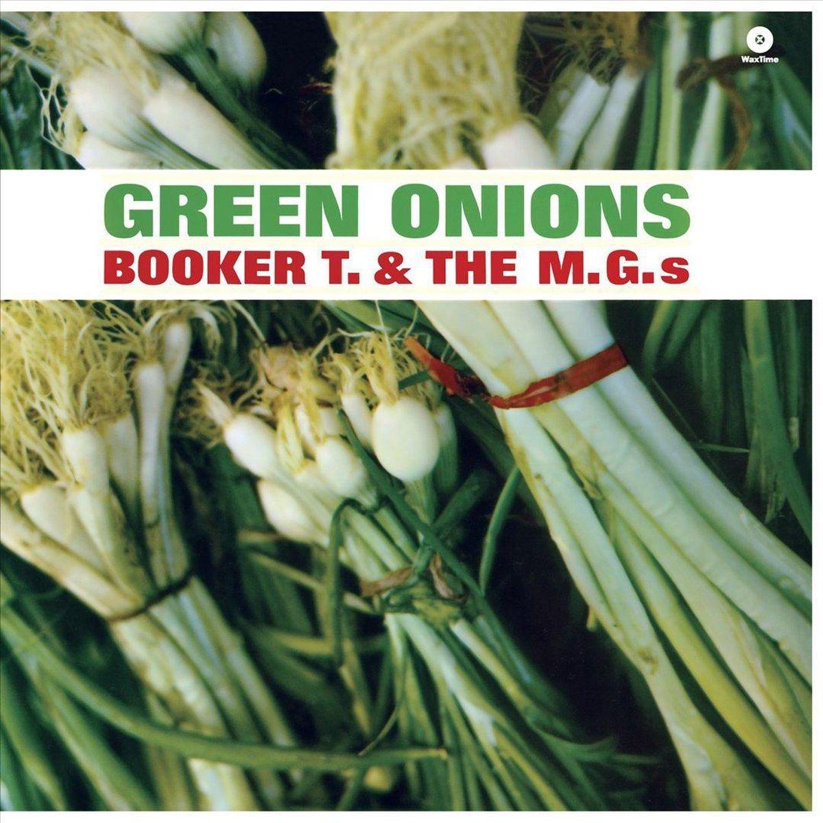 bol.com | Green Onions-Hq/Bonus Tr- (LP), Booker T & MG's | LP (album) |  Muziek