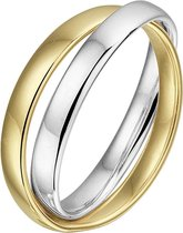 Sparkle14 Ring 2-in-1 - Goud