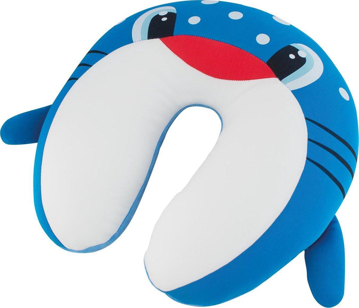 Travelsafe nekkussen kinderen - dolfijn - Travelsafe