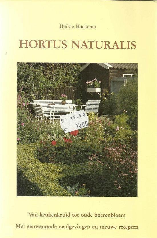 Hortus naturalis - Hoeksma |