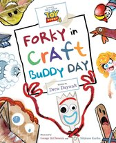 Toy Story 4: Forky in Craft Buddy Day