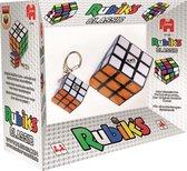 Rubiks 2in1 3x3 Cube + Sleutelhanger