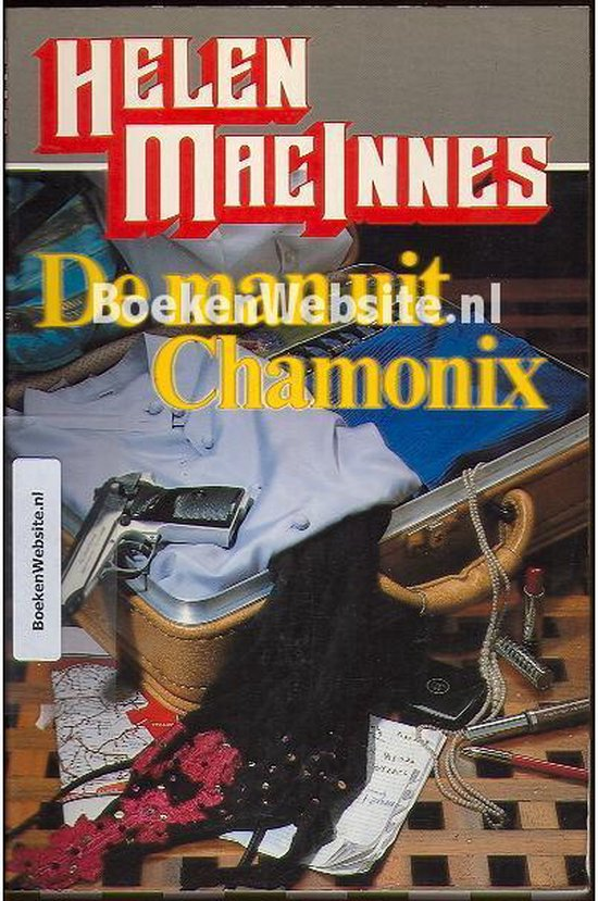 Man uit chamonix - Macinnes |
