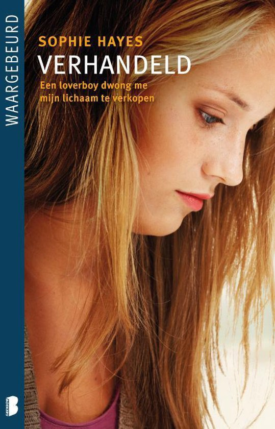 Boek cover Verhandeld van Sophie Hayes (Paperback)