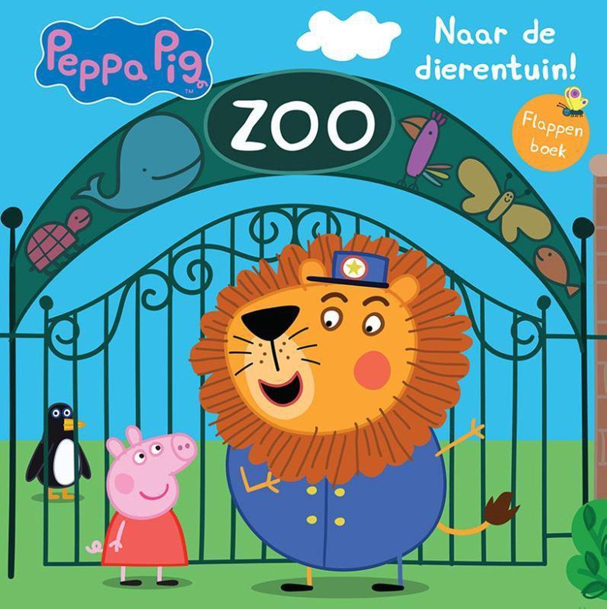 Peppa Pig, Naar de Dierentuin! - Neville Astley