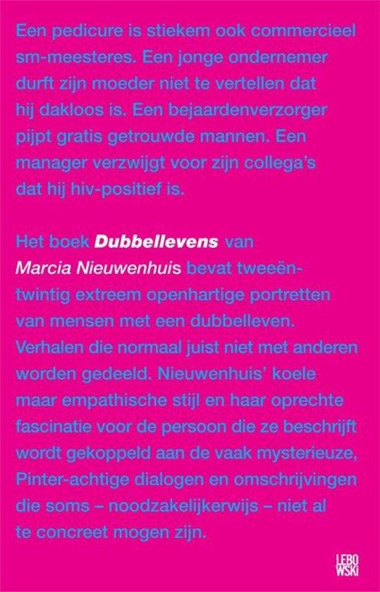 Dubbellevens - Marcia Nieuwenhuis pdf epub