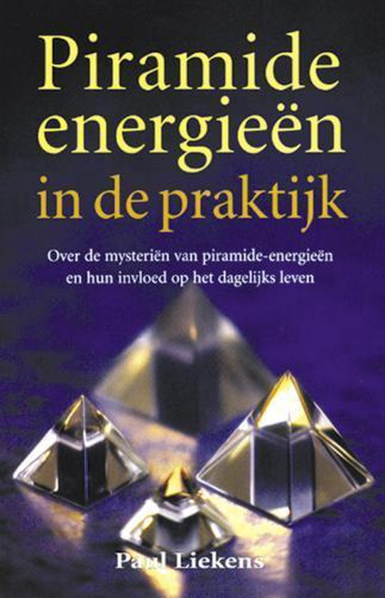 Piramide-energiën in de praktijk - Paul Liekens | Readingchampions.org.uk