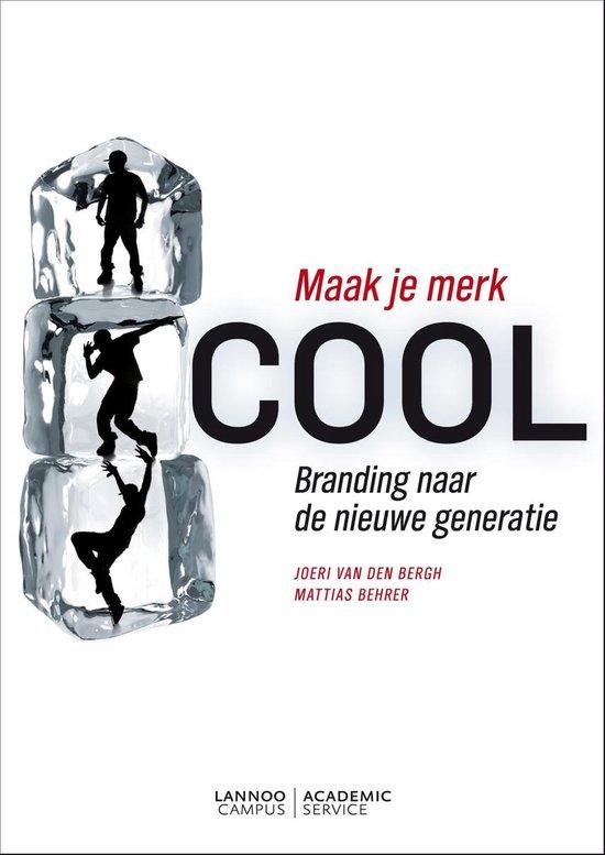 Maak je merk cool - Joeri van den Bergh  