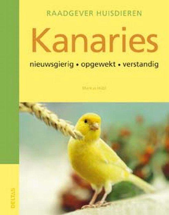 Raadgever huisdieren - Kanaries - M. Hubl  