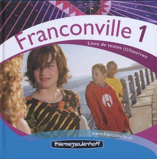 Franconville 1 (t)Havo/Vwo Livre de Textes - E. de Vrind | Fthsonline.com