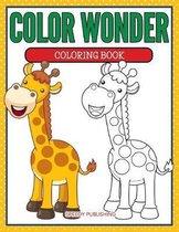 Color Wonder Coloring Book