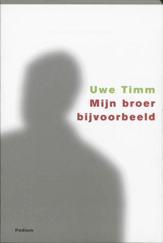 Mijn broer bijvoorbeeld - Uwe Timm | Readingchampions.org.uk
