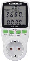 Basetech Energiekostenmeter - 3680 Watt - EM-3000