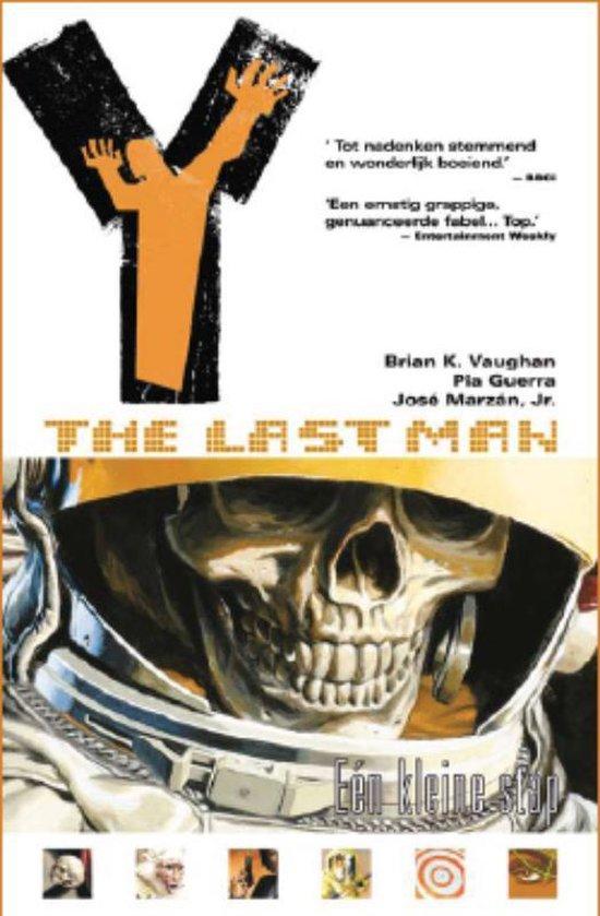 The Last Man / Een Kleine Stap - Pia Guerra  