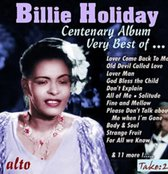 Centenary Album: Very Best of Billie Holiday