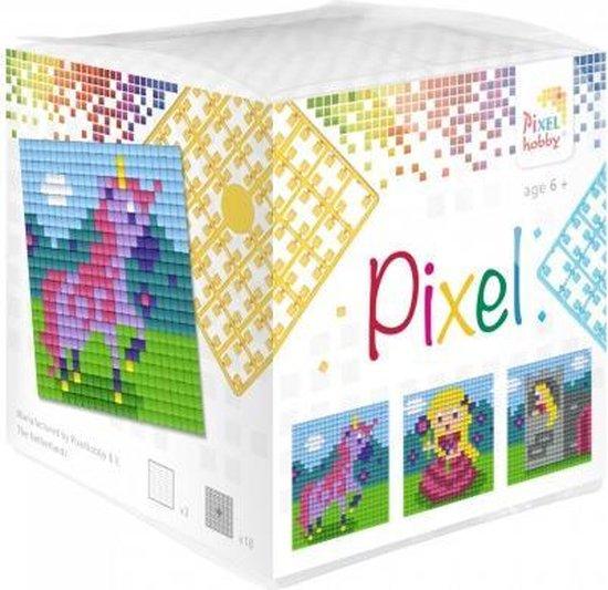 Afbeelding van Pixel kubus princes speelgoed
