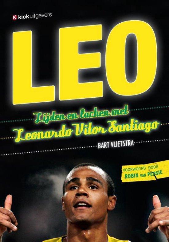 Boek cover Leo van Bart Vlietstra (Paperback)