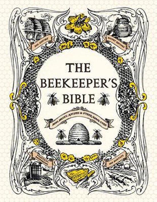 Boek cover The Beekeepers Bible van Richard A Jones (Hardcover)