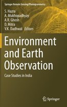 Boek cover Environment and Earth Observation van