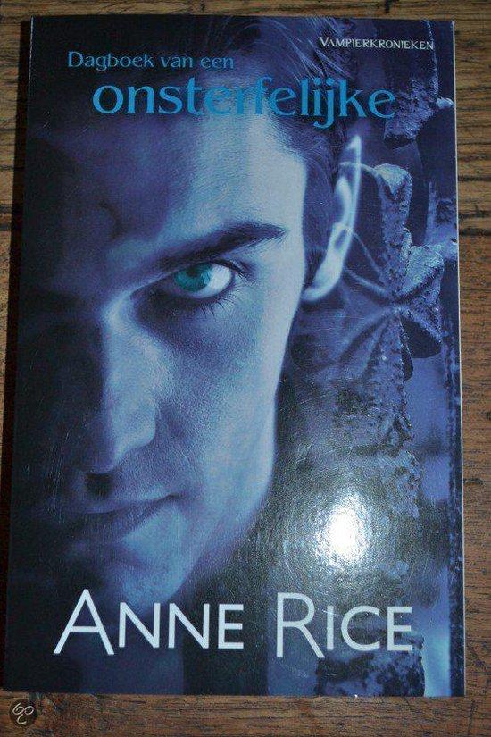 dagboek van een onsterfelijke - A. Rice  