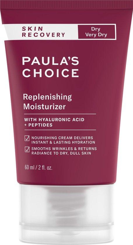 Paula's Choice Skin Recovery Nachtcrème   Voedt de zeer droge huid   Droge huid   60 ml