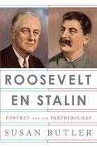 Boek cover Roosevelt en Stalin van Susan Butler