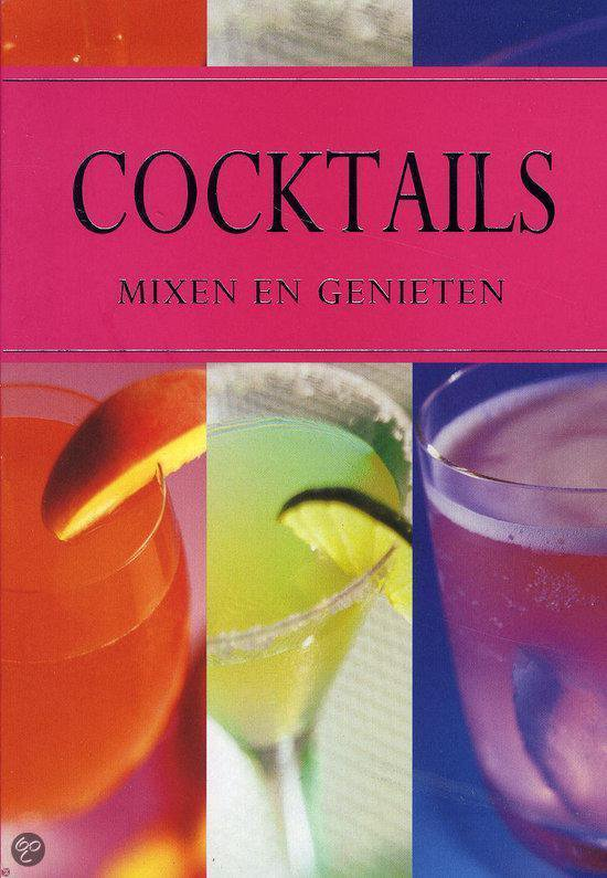 Cocktails - Onbekend pdf epub
