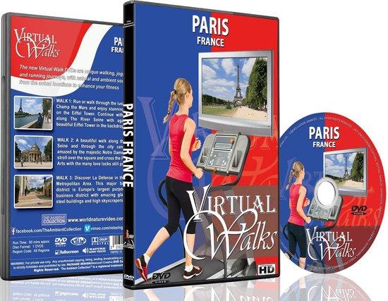 Virtuele Wandelingen - Parijs, Frankrijk