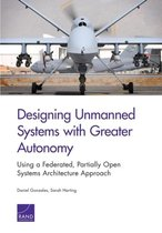 Omslag Designing Unmanned Systems with Greater Autonomy