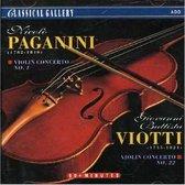 Violin Concerto No.1 & 22