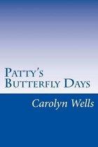 Omslag Patty's Butterfly Days