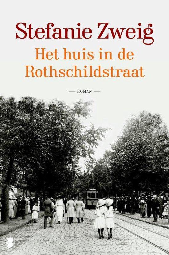Het huis in de Rothschildstraat - Stefanie Zweig pdf epub