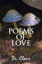 Boek cover Poems Of Love van Dr. Claus