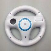 Race stuurwiel/Wii stuur controller voor Nintendo Wii & Wii U – Wit