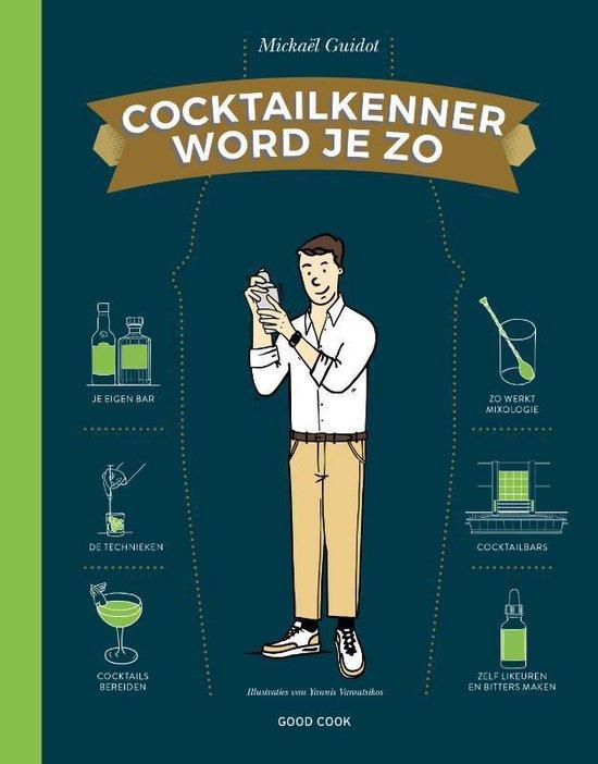 Cocktailkenner word je zo - Mickael Guidot pdf epub
