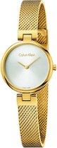 Calvin Klein Authentic Gold Horloge  - Goudkleurig