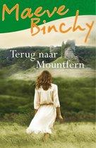 Boek cover Terug naar Mountfern van Maeve Binchy