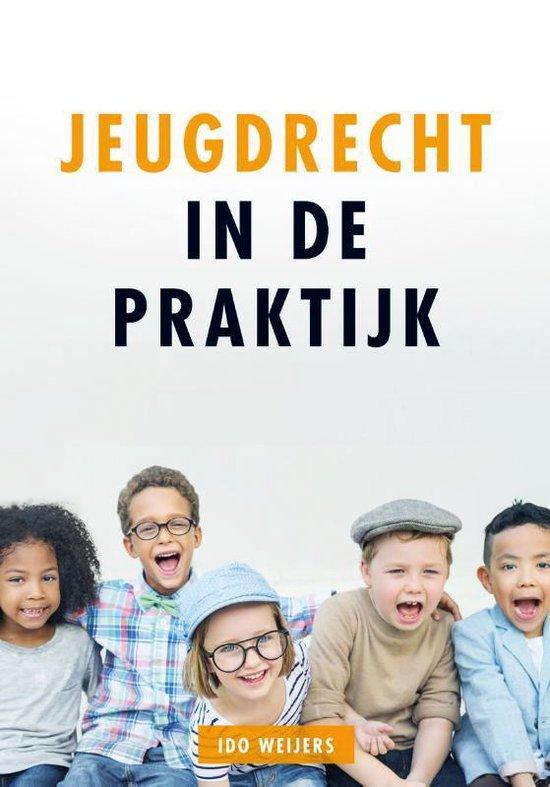 Boek cover Jeugdrecht in de praktijk van Ido Weijers (Paperback)