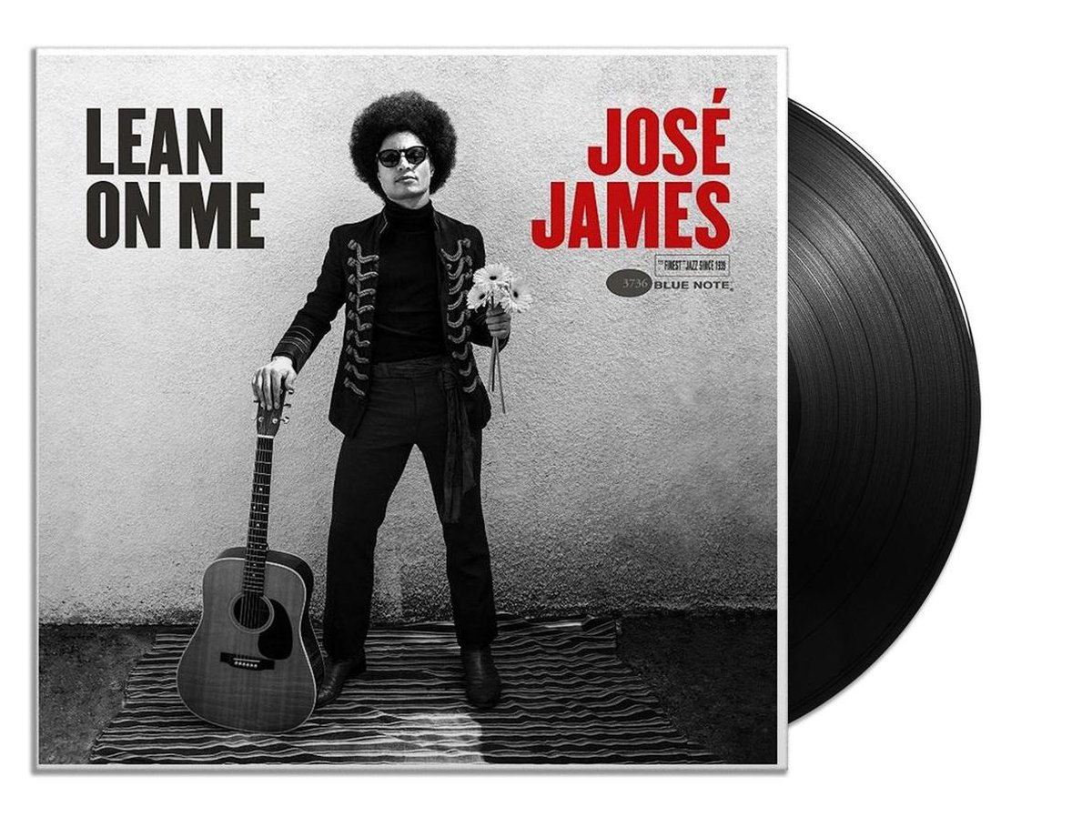 Lean on Me (LP) - Jose James