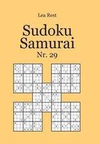 Sudoku Samurai Nr. 29