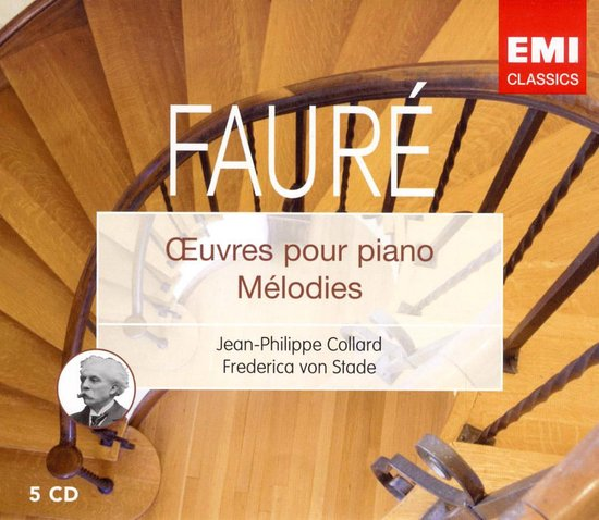 Faure Oevres Pour Piano