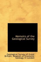 Memoirs of the Geological Survey