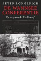Boek cover De Wannseeconferentie van Peter Longerich