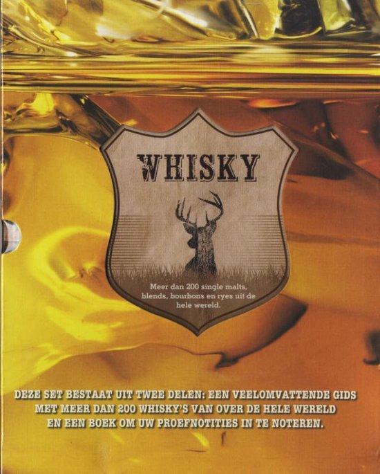 Whisky boek en proefnotitie - none |