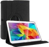 Samsung Galaxy Tab 4 10.1 Inch hoesje 360 graden draaibare Case Zwart