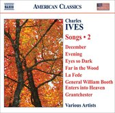 Ives: Songs Vol. 2